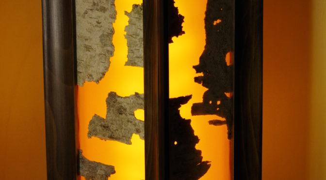 Lampe écorcée 3
