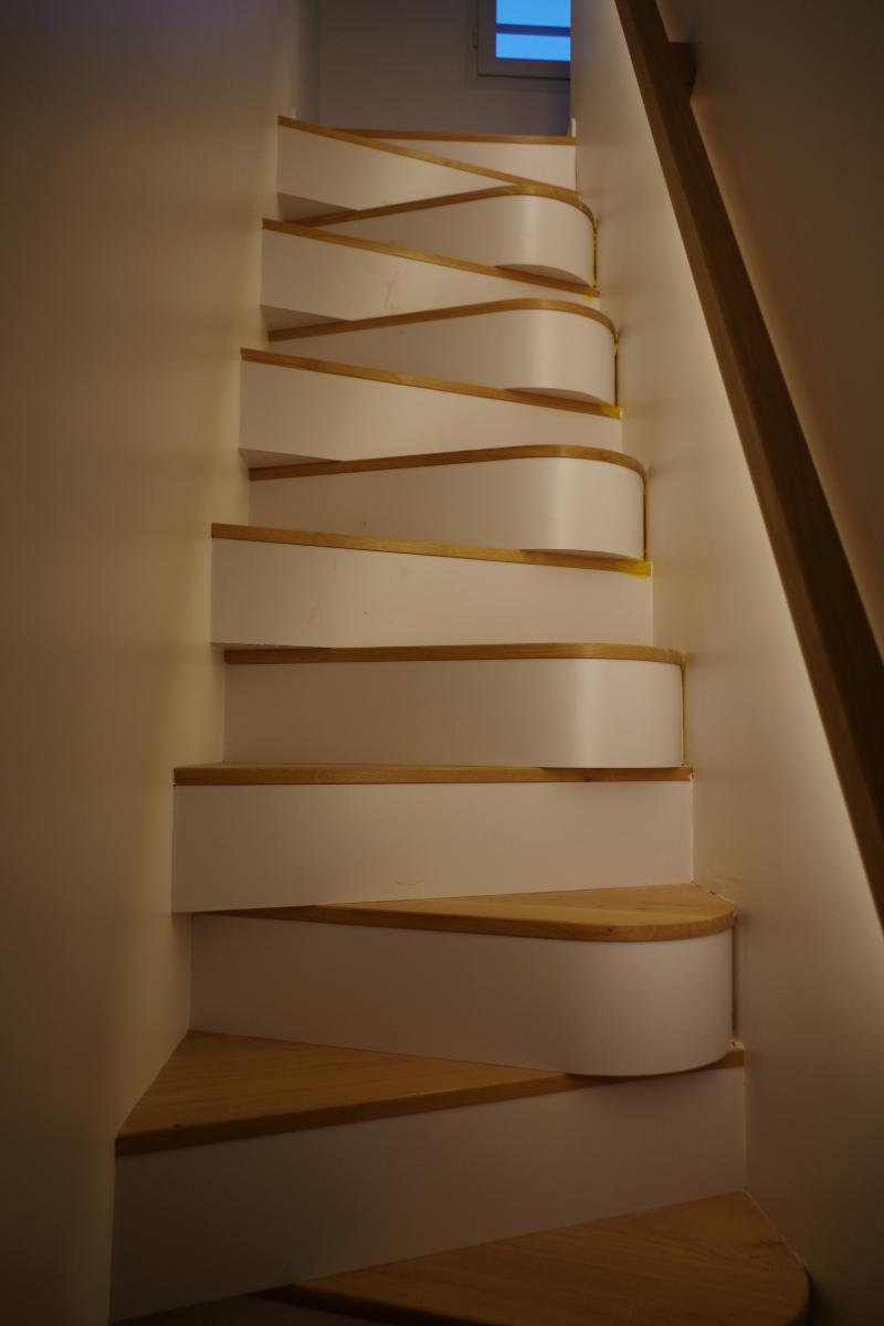 Escalier contemporain 10
