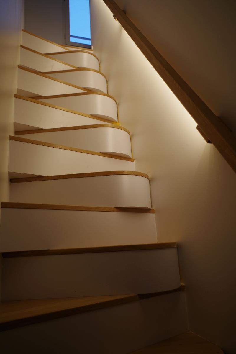 Escalier contemporain 12