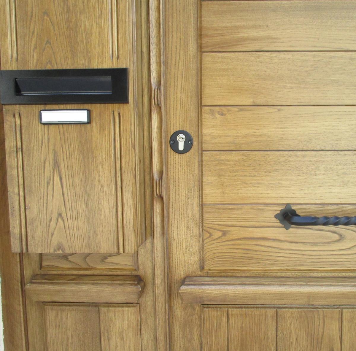 Porte D 39 Entr E